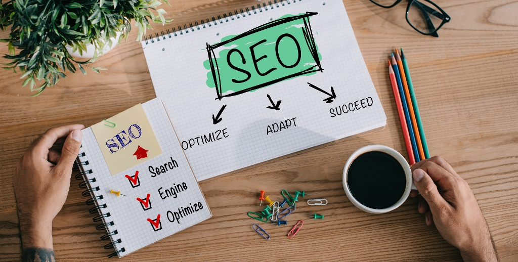 Search engine optimization strategy is important for a strong web presence and successful digital marketing.